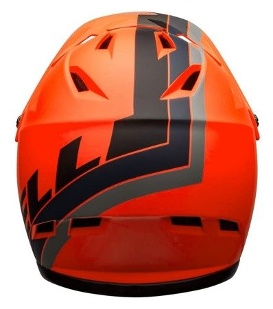 Kask downhill BELL SANCTION agility matte orange black
