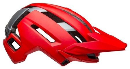 Kask full face BELL SUPER AIR R MIPS matte gloss red gray