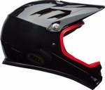 Kask downhill BELL SANCTION Black Hibiscus